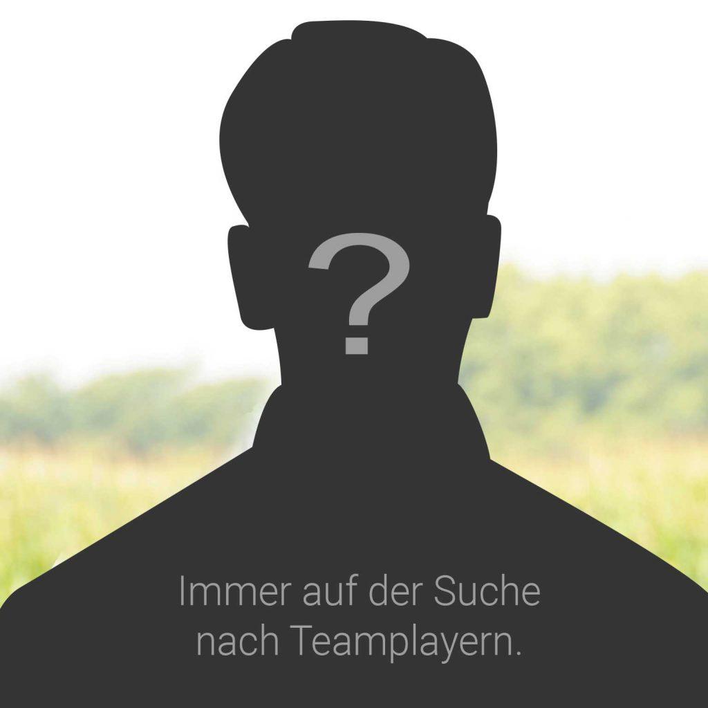 Teamplayer gesucht